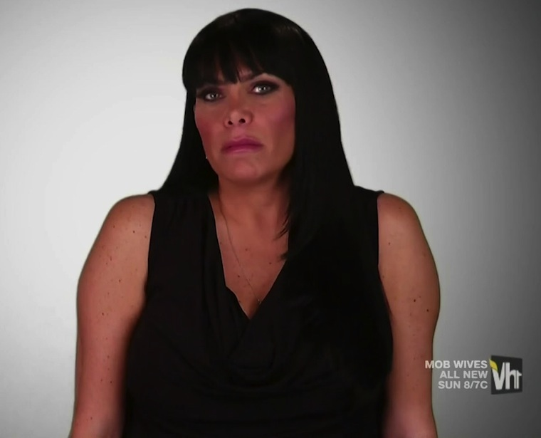 mob wives renee graziano ex husband. Renee Graziano joined The