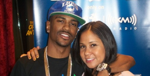 Big Sean & Angela Yee