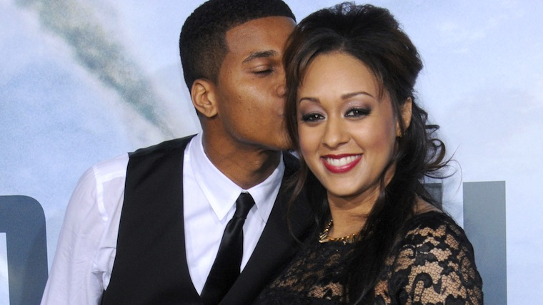 Tia Mowry Gives Birth To A Boy!
