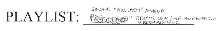 PLAYLIST: Boss Lady