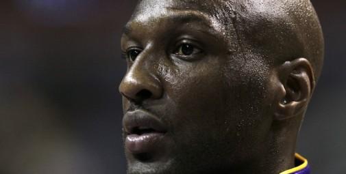 Lakers Pistons Basketball