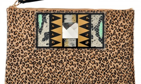mistress rocks new leopard clutch