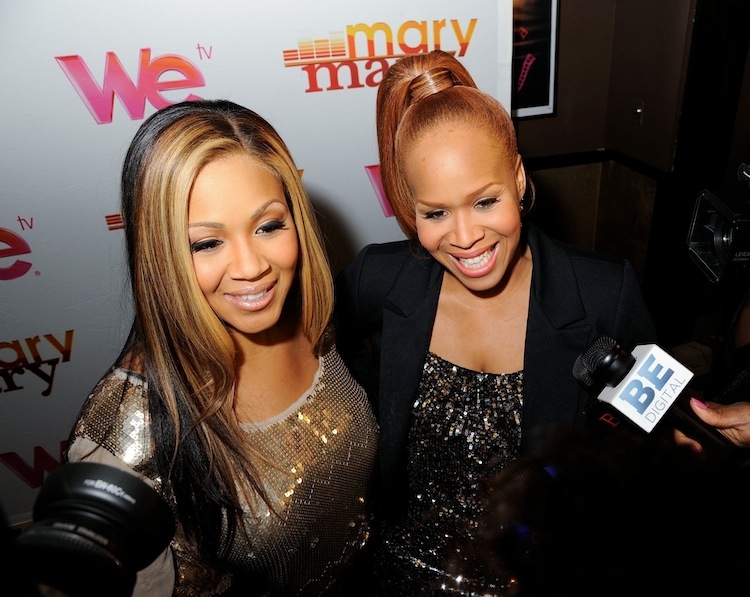 Mary Mary Become Reality Stars in WeTV!