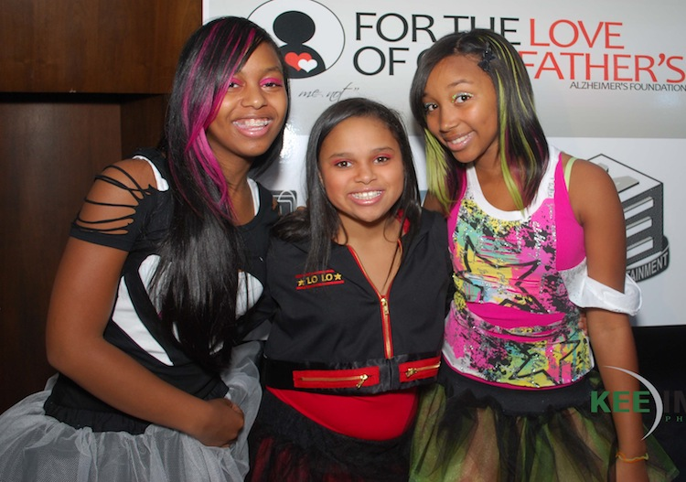 OMG Girlz Talk Fame, Scream Tour