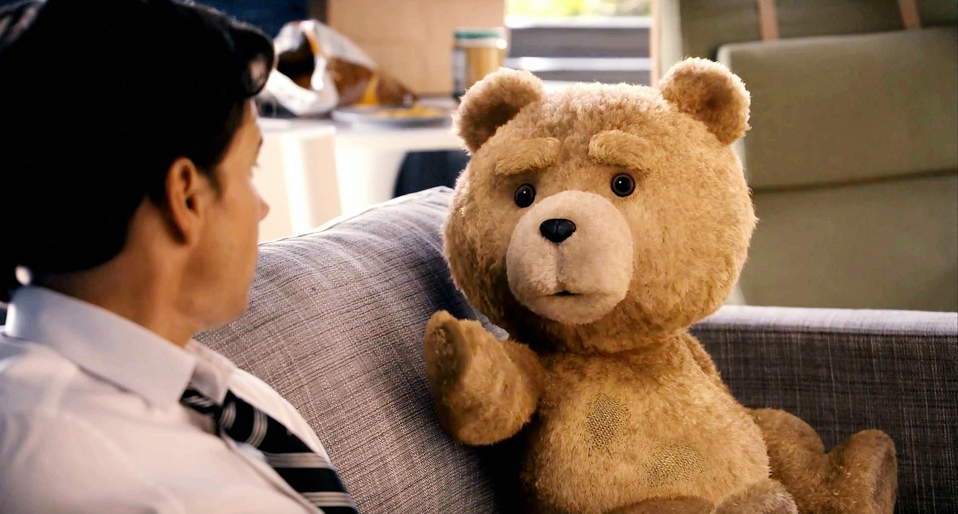 """Family Guy"" To Debut First Film ""Ted"""