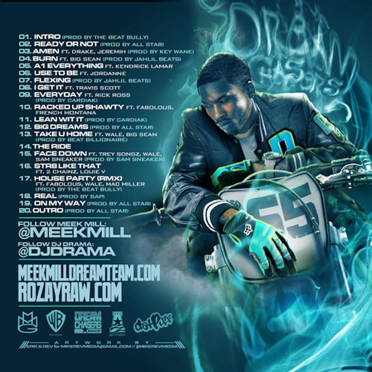 Mix Pick: Meek Mill &#8211; <em>Dreamchasers 2</em>