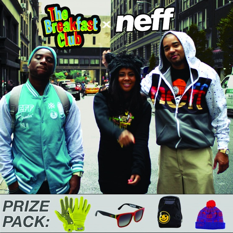 The Breakfast Club x Neff Contest