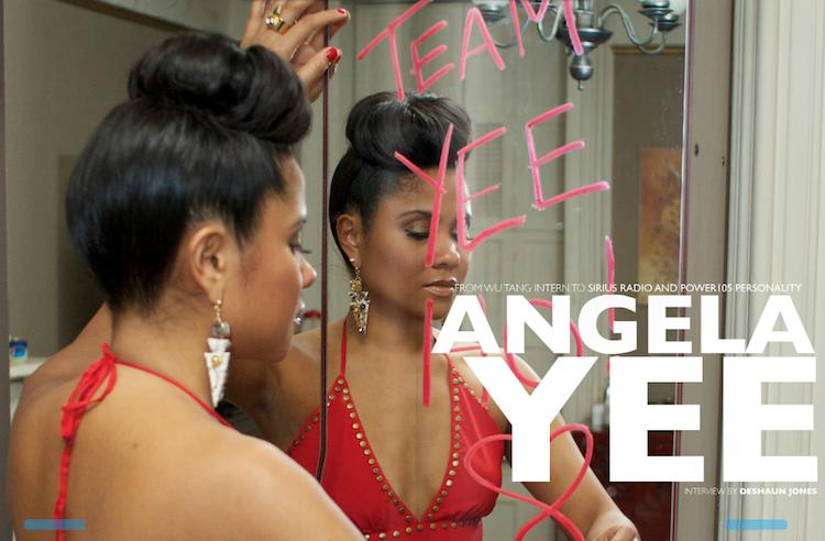 Enve Online Interviews Angela Yee