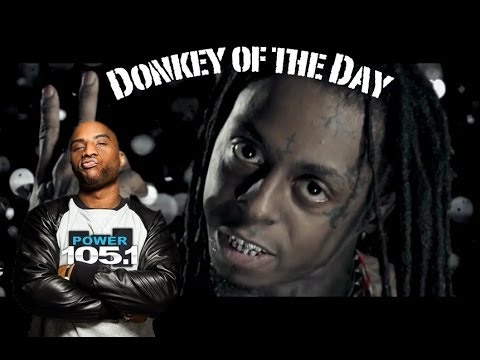 Donkey of the Week (Lil Wayne)