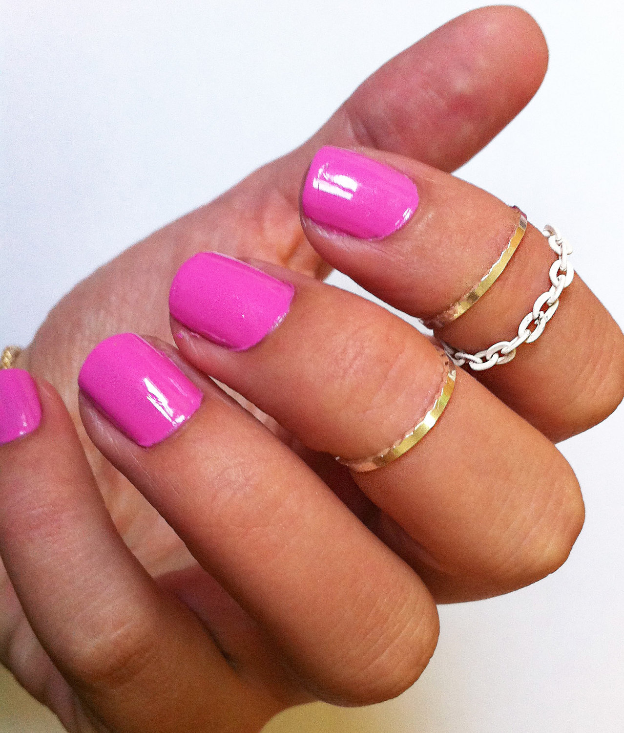 Fashion Trend: Knuckle Rings [PHOTO]