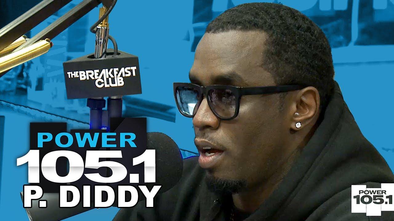 Diddy Talks Revolt TV Launch
