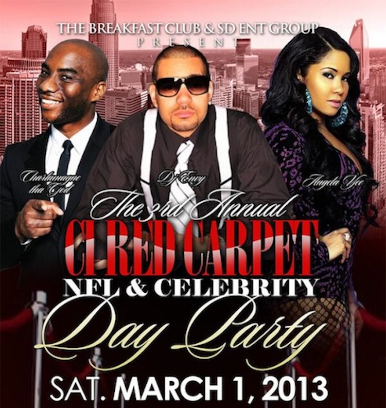 3rd Annual CI Red Carpet Day Party