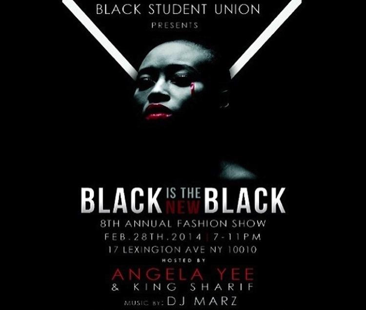 Black Is The New Black Fashion Show