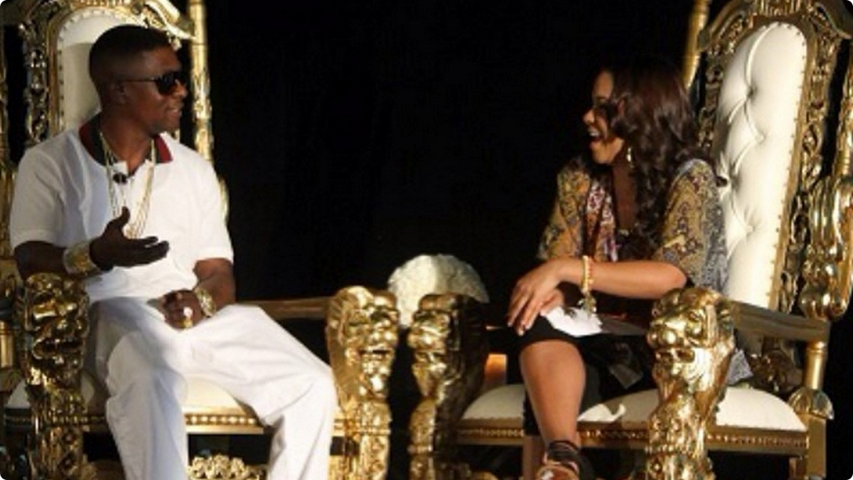 Angela Yee Hosts #BOOSIESPEAKS