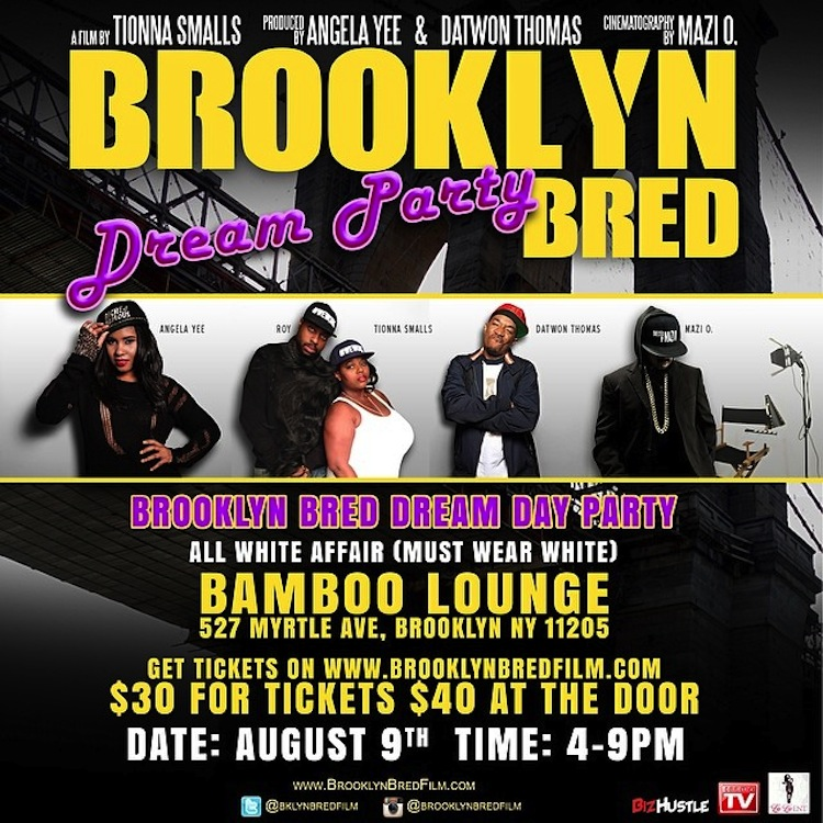 Audition For Yee Produced Film 'Brooklyn Bred'