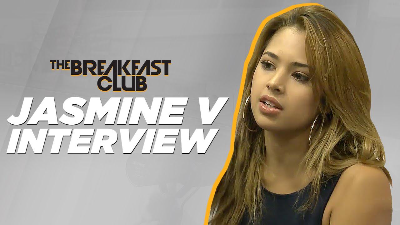 Jasmine V Talks Debut Single, Domestic Violence