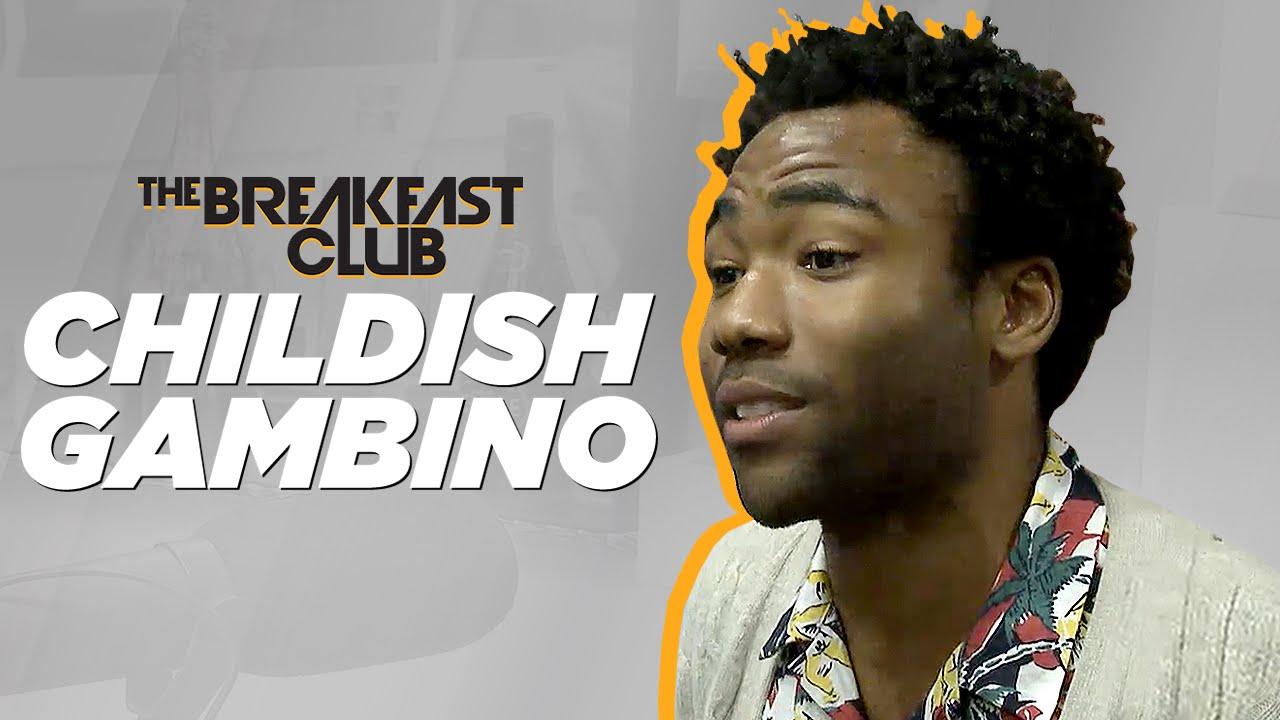 Childish Gambino Talks New Mixtape, Racism