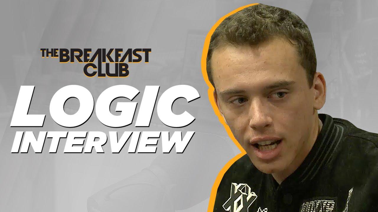 Logic Talks Debut Album 'Under Pressure'