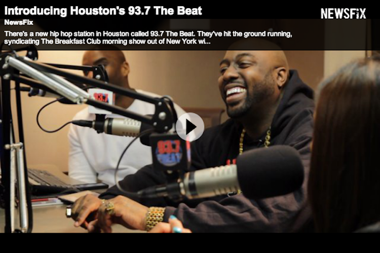 Introducing Houston's 93.7 The Beat