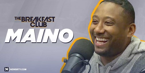 Maino-Interview-With-The-Breakfast-Club