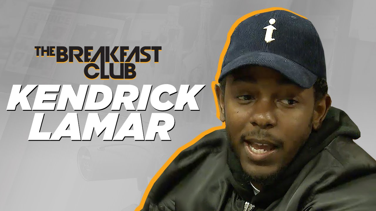 Kendrick Lamar Talks New Single, Positivity, Money, Fame And More