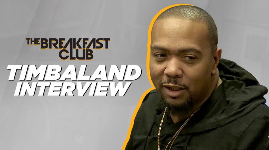 Timbaland Talks Fox's Empire, Jay-z and more