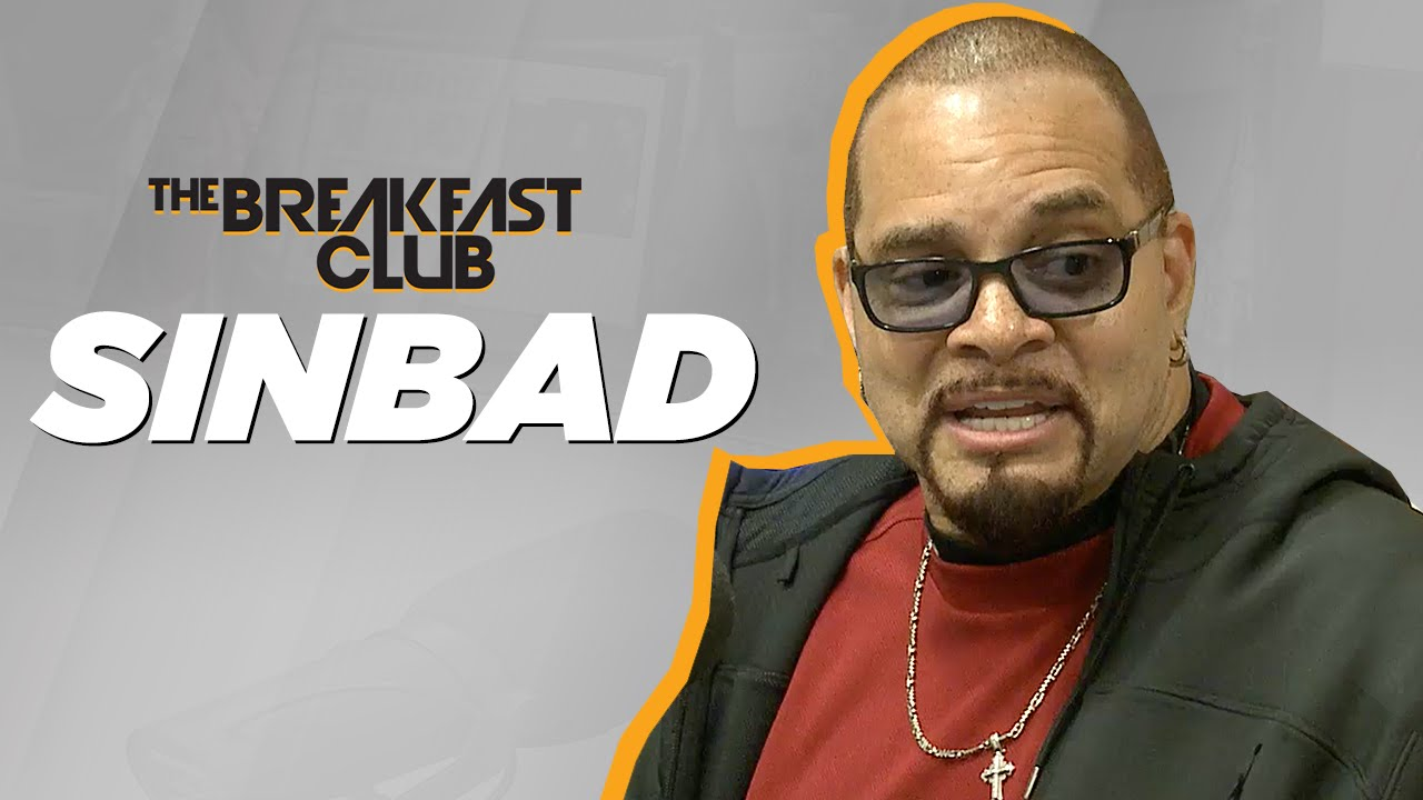 Sinbad Talks Racism In Hollywood, Life Lessons, Fake Rappers, Bill Cosby Accusers And More
