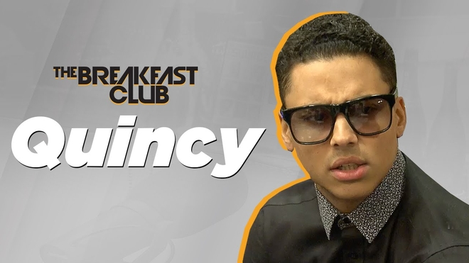 Quincy Talks Music, Acting, Relationship With Diddy And Addresses Rumors