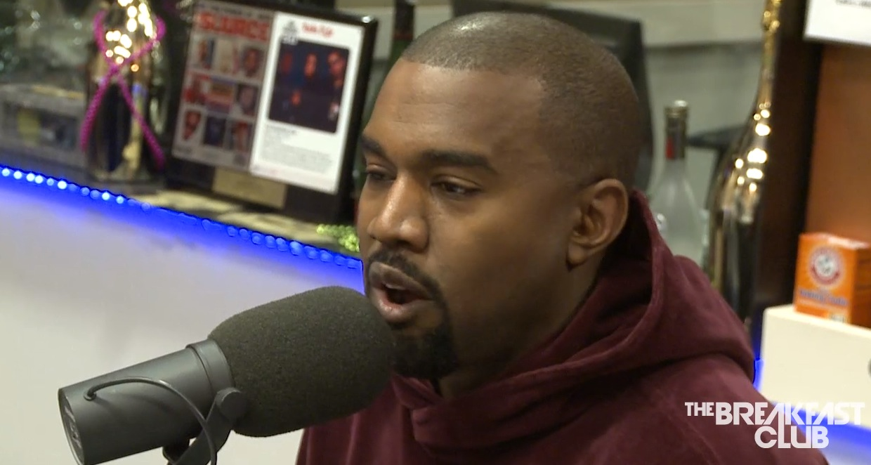 Kanye West Talks Fashion, Kim K, Amber Rose, Tyga & Kylie Jenner & New Album