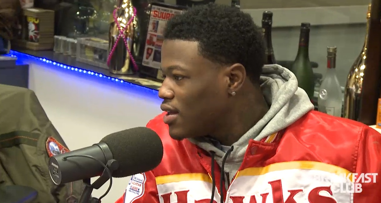 DC Young Fly Talks Comedy Career, Growing Up In Atlanta, Wildn Out, Celebrity Friends And More