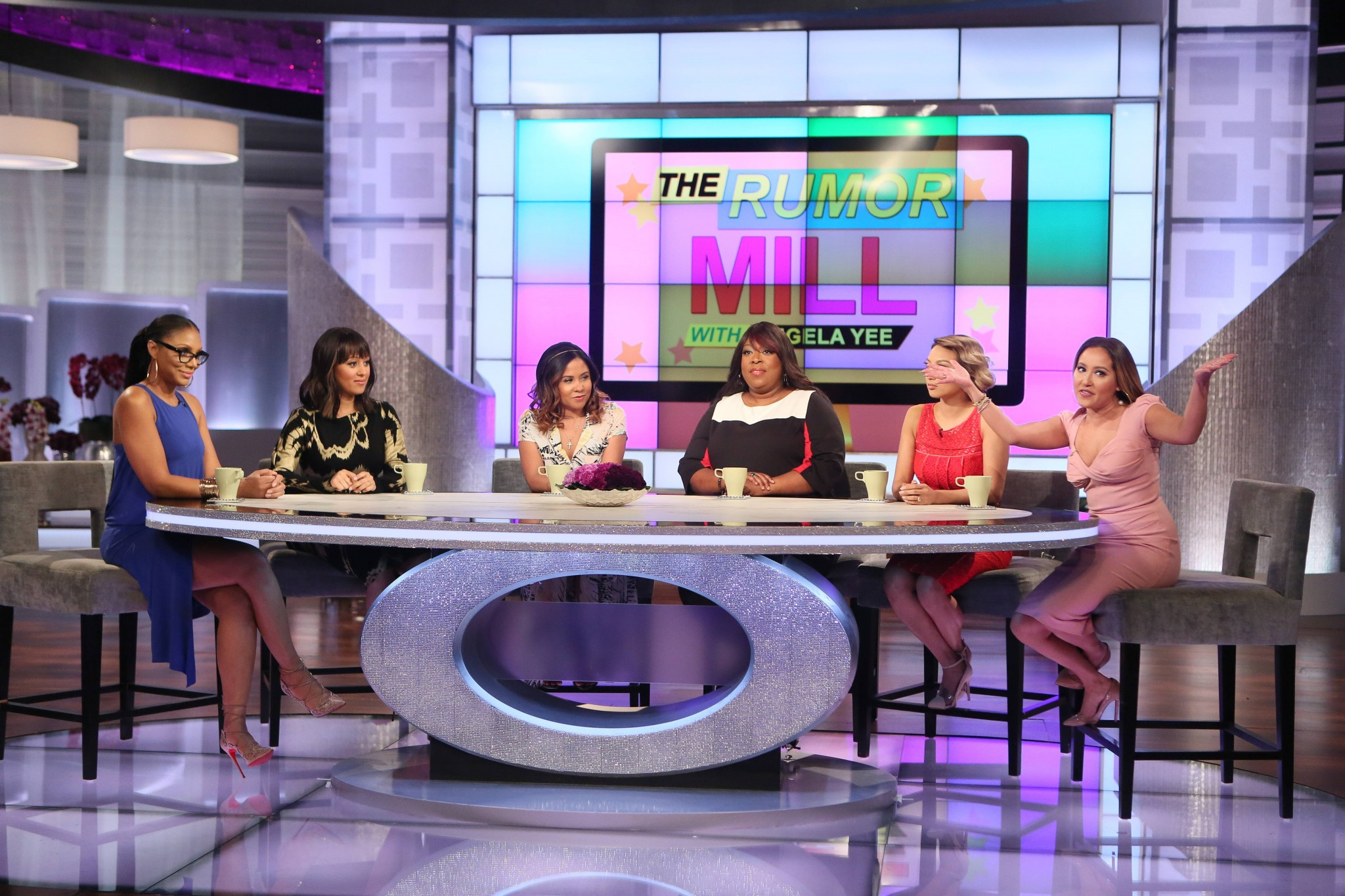 Yee Joins The Real To Talk Iggy, Katy Perry & Taylor Swift Beef & More (Pics/Video)