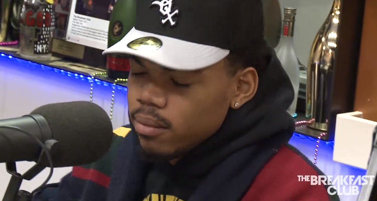 Chance The Rapper Talks Start In Music, Issues With Troy Ave, Growing Up In Chicago And More