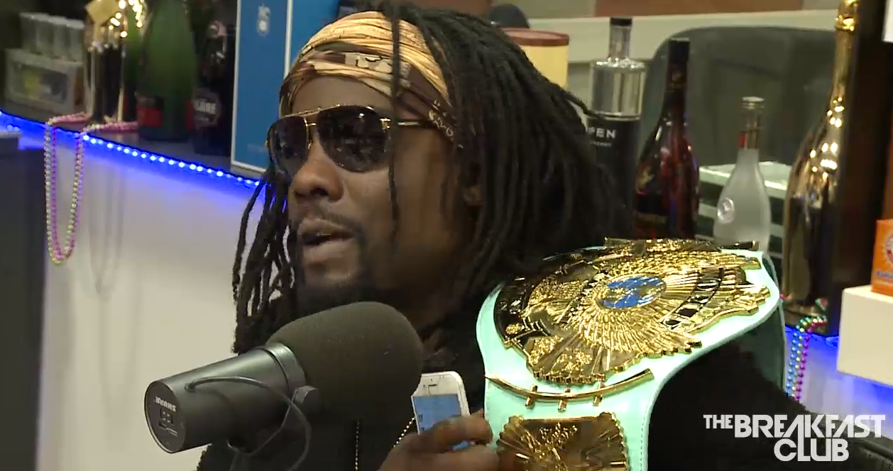 """Wale Talks Meek Mill, """"The Album About Nothing"""", Deaths & Materialism"""
