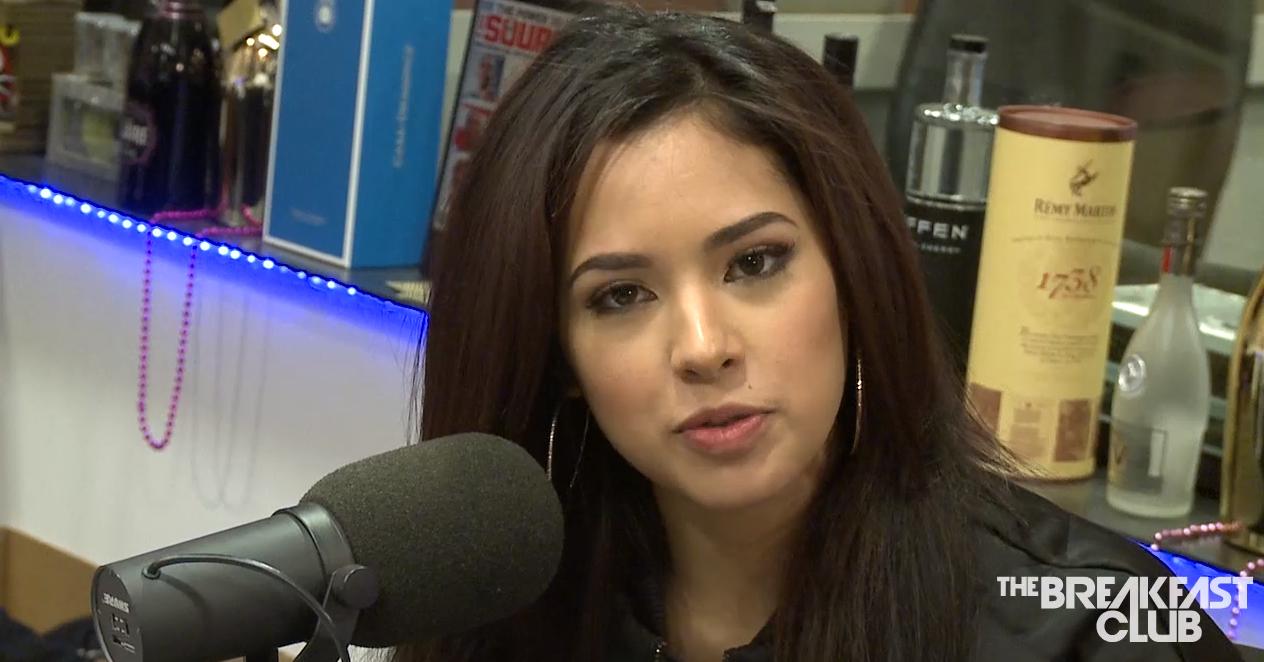 Jasmine V Talks Manny Pacquiao, Justin Bieber & Fifth Harmony