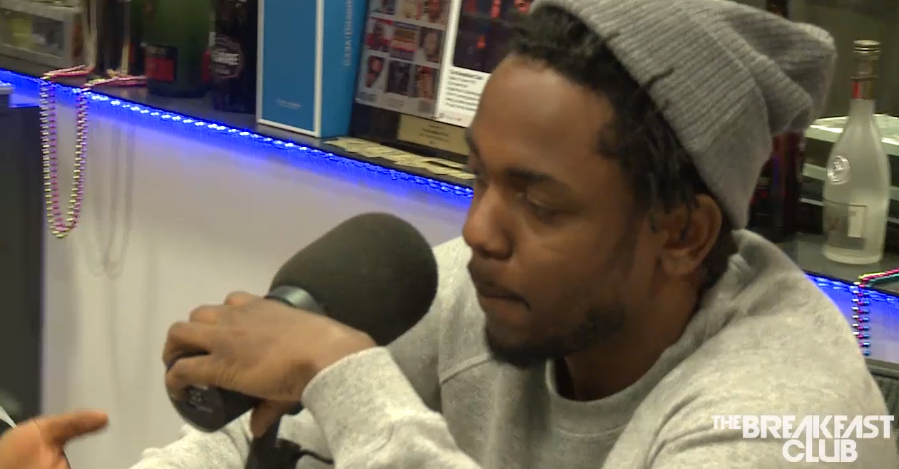 """Kendrick Talks """"To Pimp A Butterfly"""", Depression, & Engagement"""