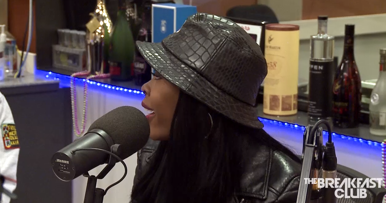Tink Talks Working With Legendary Producer Timbaland & Aaliyah Comparisons