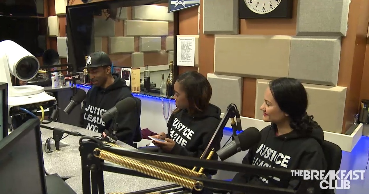 Justice League NYC Talks Racial Profiling, Walter Scott, Marching & The Lack of Leadership