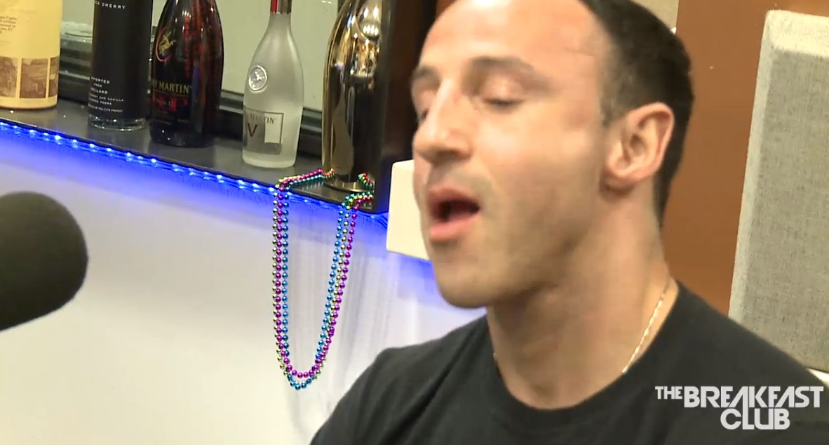 Lillo Brancato Jr. Talks Crack and Heroin Addictions, New Acting Roles & Second Chances