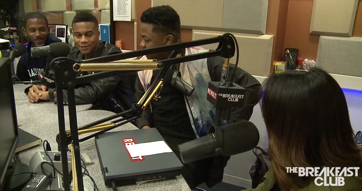 The Cast of Brotherly Love Talks Philadelphia, Queen Latifah & Where To See The Film