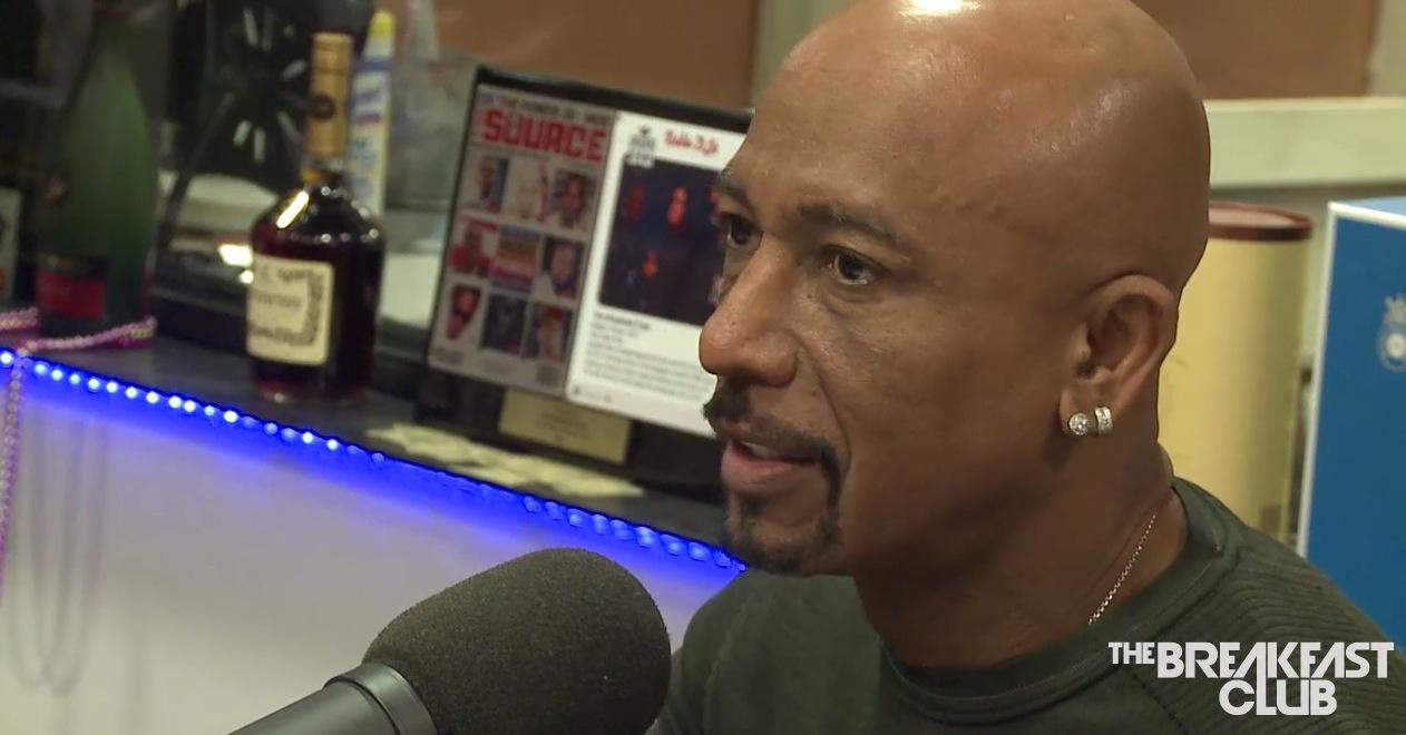 Montel Williams Talks Medicinal Marijuana, President Obama & The Baltimore Riots