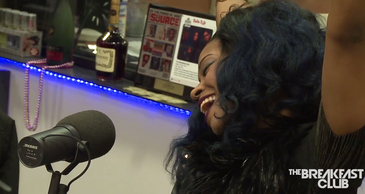 D. Woods Talks Blackbird, Being Fired From Power 105 & Shanell From Young Money