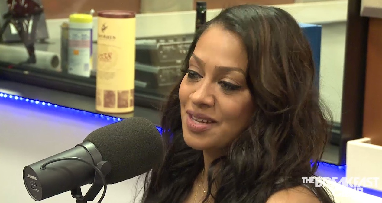LaLa Anthony Talks Failure, New Book & Acting