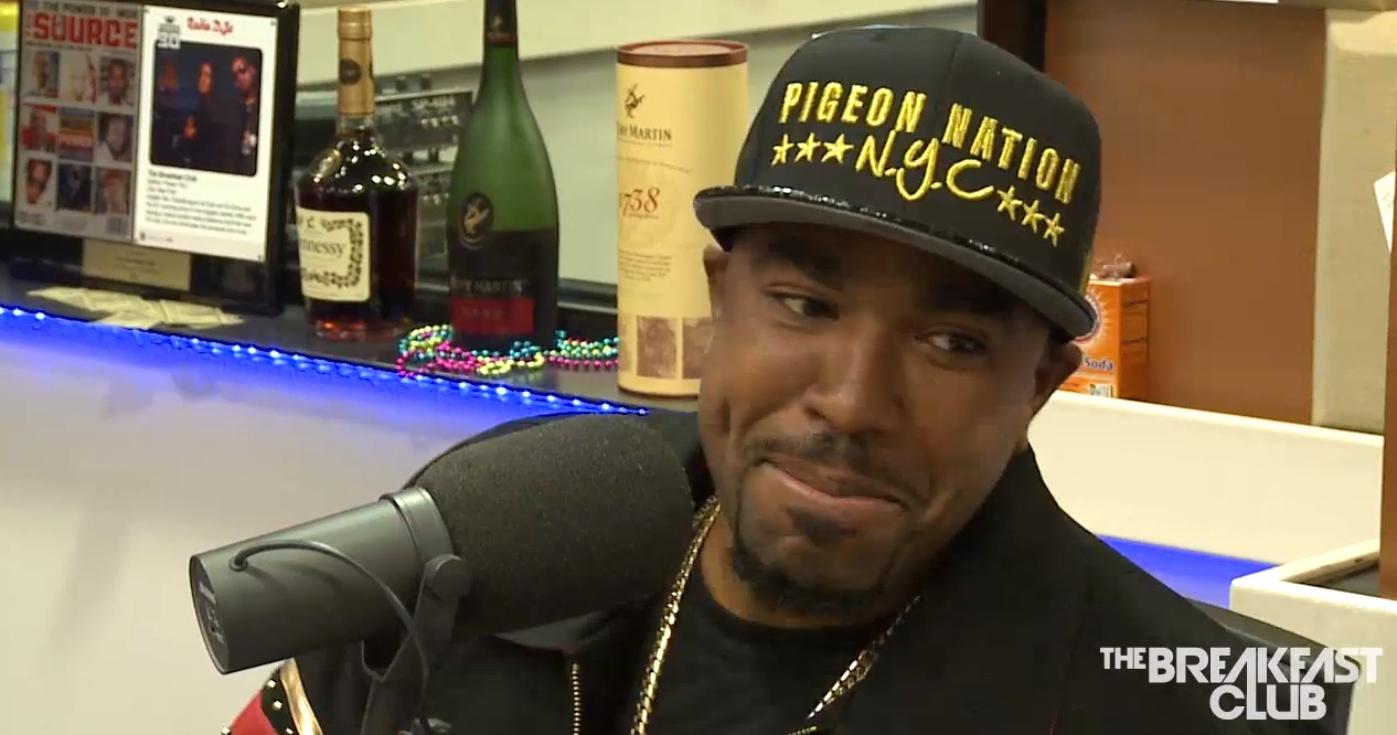 "N.O.R.E. Talks Ending Beef With Nas, Big Pun & ""State Property 3″"
