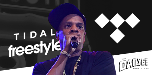 The DAILYEE: Jay-Z Tidal Freestyle