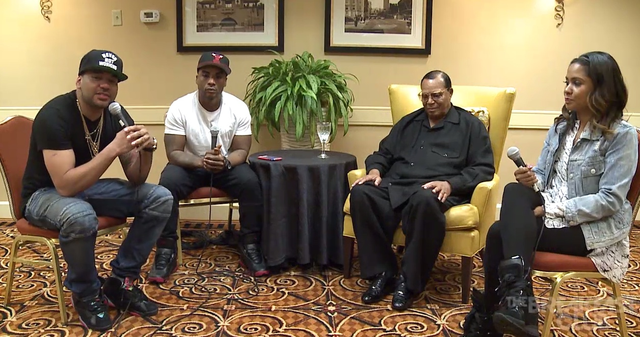 Minister Louis Farrakhan Speaks On The Current State Of America, Black Youth, Injustice And Much Much More!
