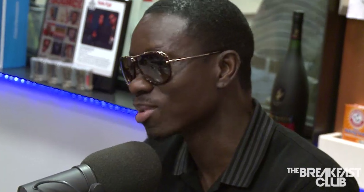 Michael Blackson Talks Caitlyn Jenner, Dating Rumors, Internet Stars, Hollywood, And More Inbox x