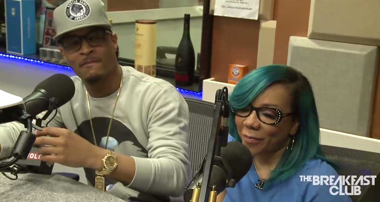 "T.I. & Tiny Talk New Season of ""Family Hustle,"" Raising Privileged Kids, Floyd Mayweather, Iggy Azalea and Much More"