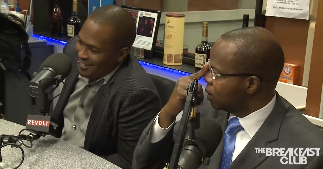 "Brooklyn DA Ken Thompson & Attorney Ed Woods Talk ""Begin Again"" Initiative, Gentrification In Brooklyn And More"