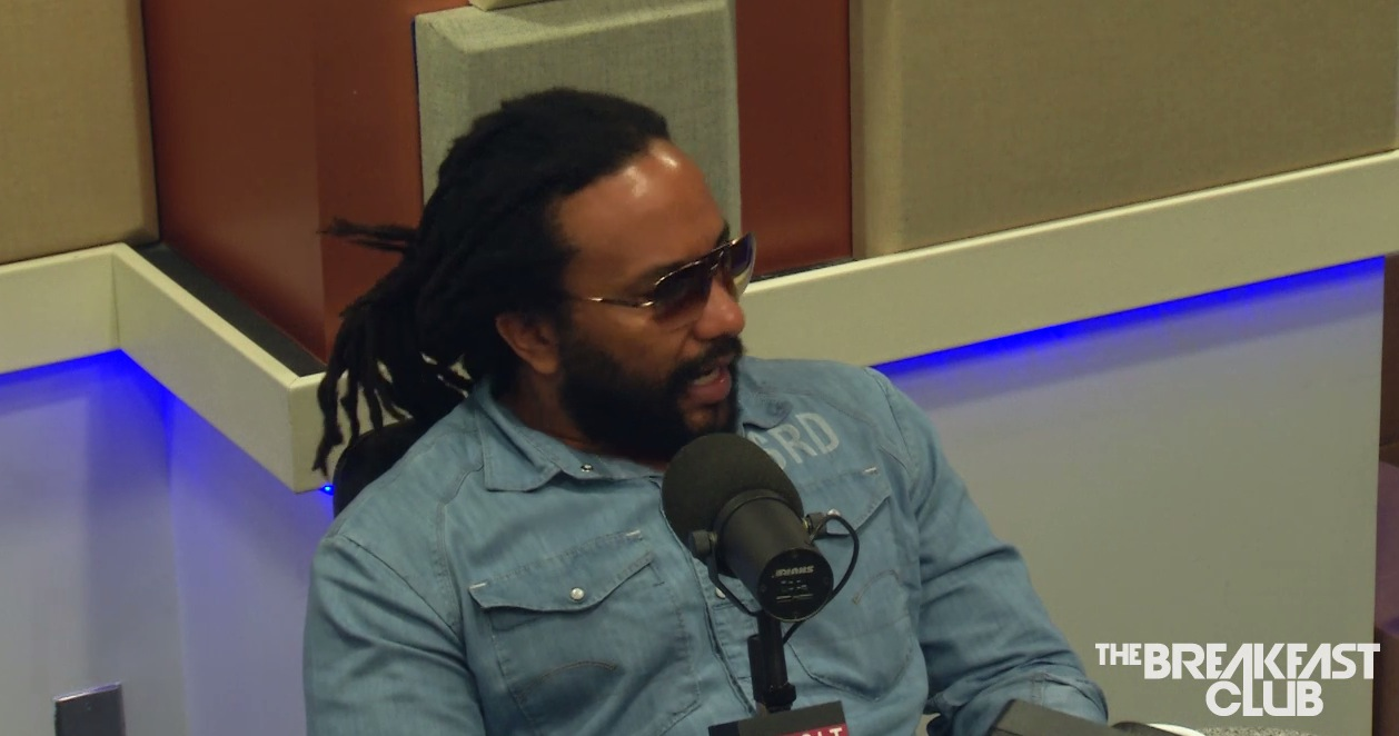 Ky-Mani Marley Speaks On New Album, Acting, His Father Bob Marley And More