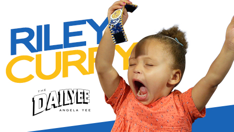 The DAILYEE: Riley Curry Returns